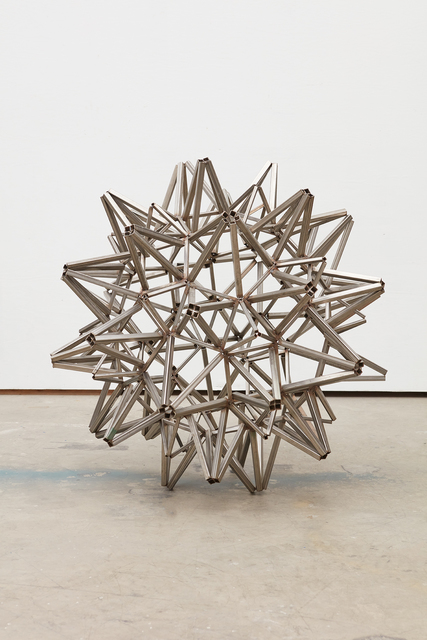 , 'Star with square tubing,' 2016, Wetterling Gallery