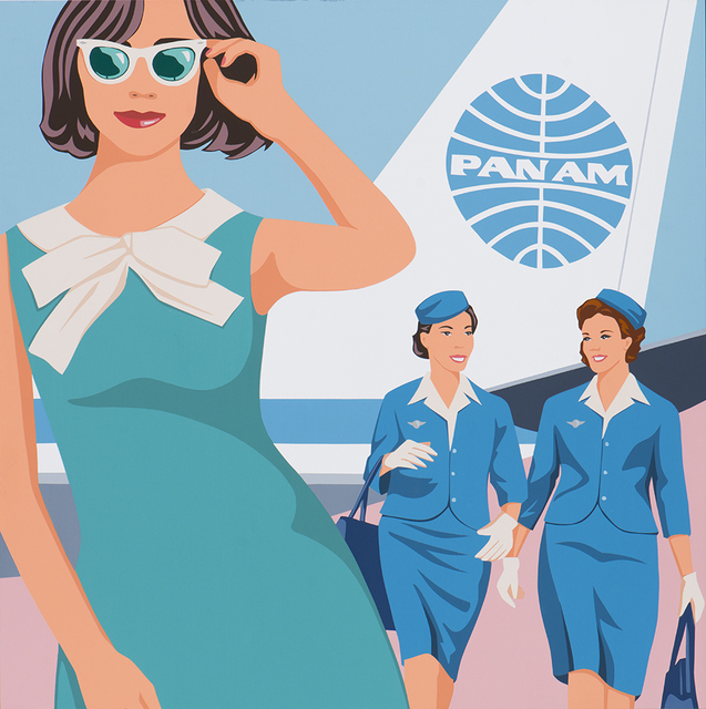 , 'Pan Am,' , Joanne Artman Gallery