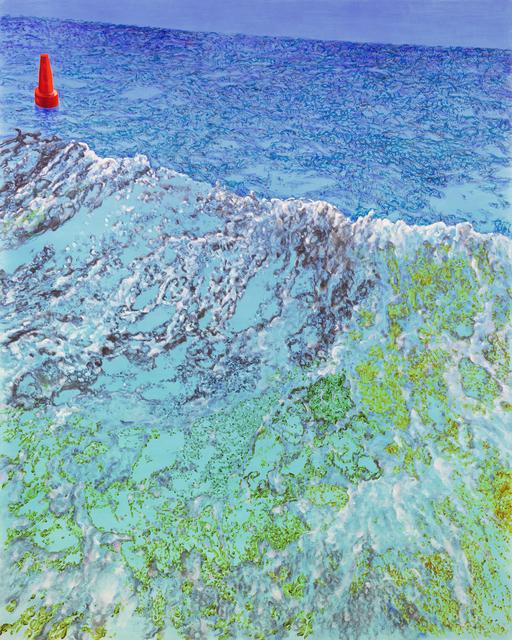 , 'Wave,' 2016, Albertz Benda