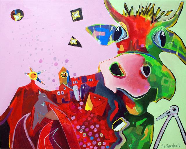 , 'Red Bull Baby,' 2015, Artspace Warehouse