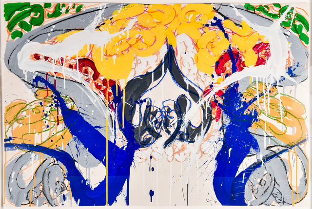 Norman Bluhm, 'Untitled', 1987, Graham Shay 1857