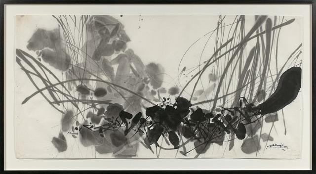 Chu Teh-Chun, 'Untitled', 1998, Opera Gallery
