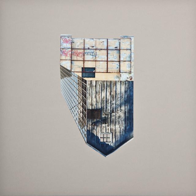 , 'Migrants 12,' 2015, Matthew Rachman Gallery