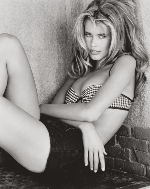 , 'Claudia Schiffer,' 1992, CAMERA WORK
