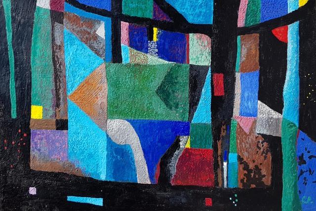 Carlos Pellicer, 'Escenario', 2000, Aldama Fine Art