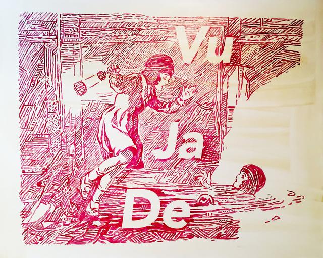 , 'Vu Ja De ,' 2017, Edward Thorp Gallery