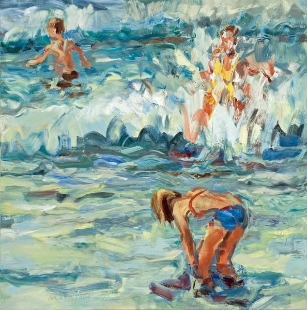 Marshall Crossman, 'Beach Series #183', 2013, Julie Nester Gallery
