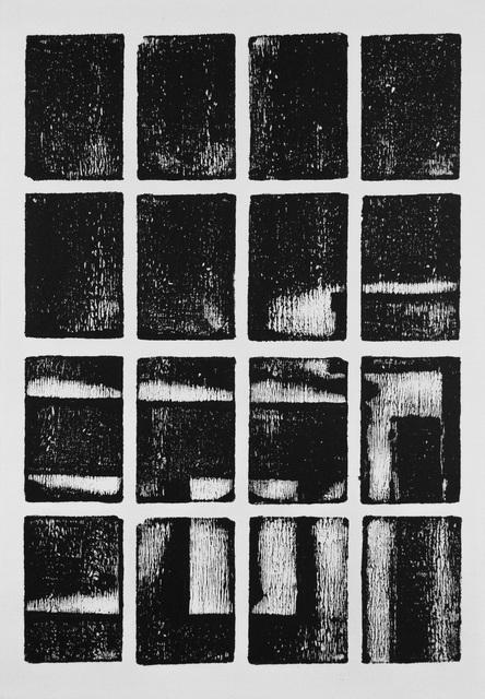 , 'Fenestra,' 2015, PLUTSCHOW GALLERY
