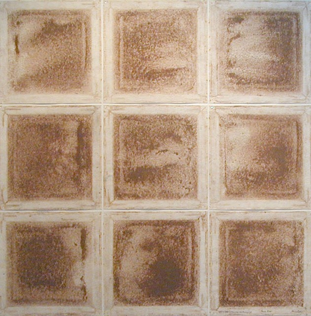 Mario Reis, 'Pecos River, New Mexico (grid of 9 pieces)', Gail Severn Gallery