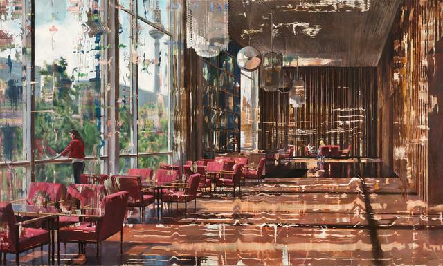 , 'Memory Lounge,' 2017, Odon Wagner Gallery