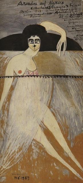 , 'Ariadne Auf Naxos,' 1987, Vigo Gallery