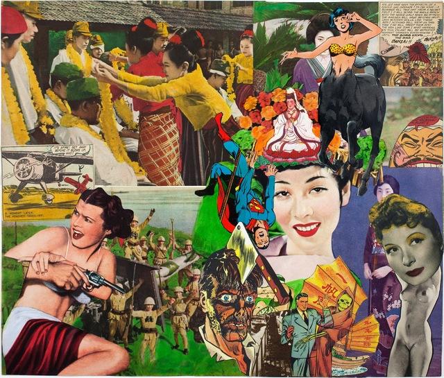 , 'Collage Book7_15 (1969-1975),' 1969, Nanzuka