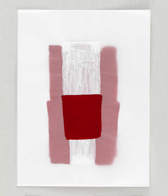 Susan Hefuna, 'Red Thought', 2014, Pi Artworks Istanbul/London