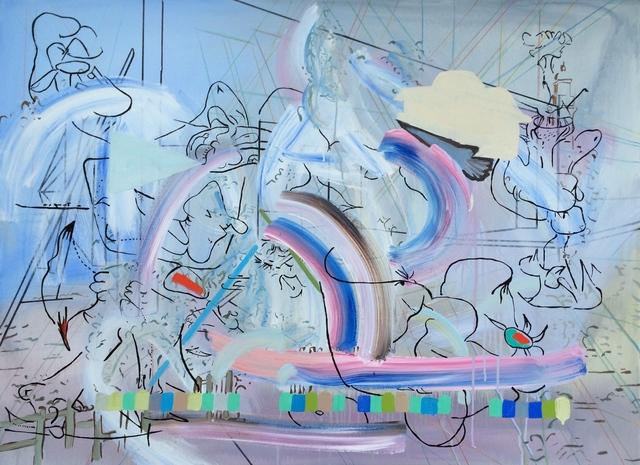 , 'Dig 5,' 2014, Gallery Nosco