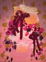, 'Untitled (Burgundy),' 2017, LAUNCH LA