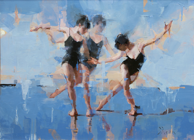 , 'Dancers in Motion,' , Abend Gallery