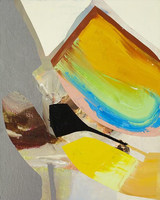 , 'Silver Negative,' 2014, Sopa Fine Arts