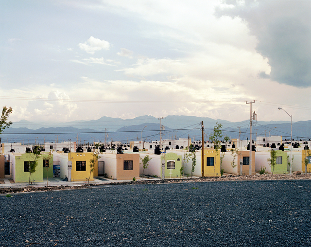 , 'From the series Fragmented Cities, Juarez #2,' 2008, Circuit Gallery
