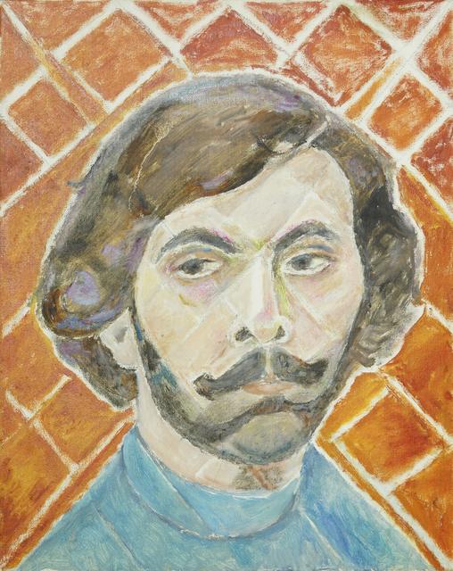 Marie Vorobieff Marevna, 'Portrait of John West', c.1970s, Roseberys