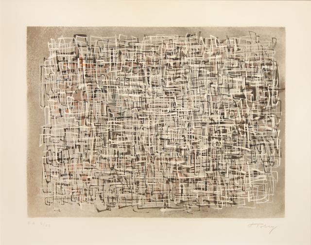 , 'HIGH TIDE,' 1974, Greg Kucera Gallery