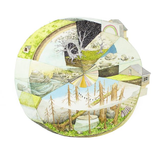 , 'Garden Spool,' , Momentum Gallery