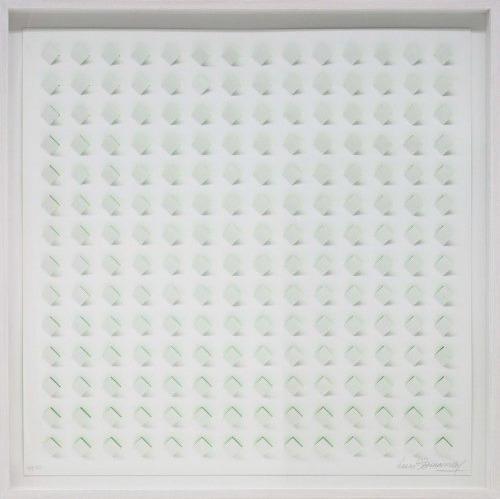 , 'S/T 3 Verde,' 2013, Marion Gallery