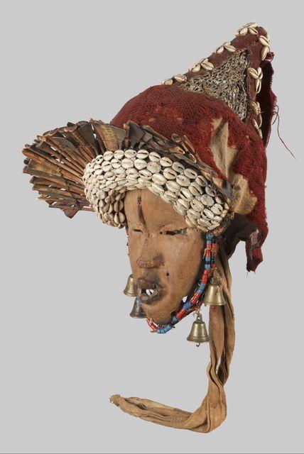 , 'Mask (Ga Wree Wree),' 1850-1980, Brooklyn Museum