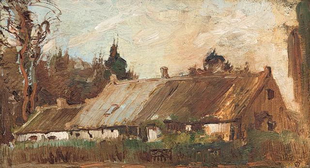 Pieter Wenning, 'Near Pretoria (Bishopscote)', 1910–1912, Strauss & Co