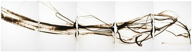 , 'Trace 3611,' 2011-2013, GALERIE BENJAMIN ECK