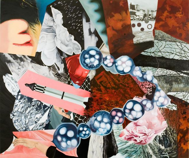 , 'PrOpulshun,' , The McLoughlin Gallery