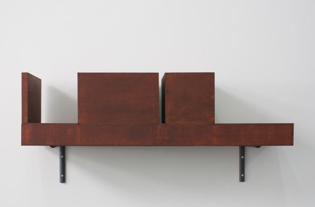 , 'Bibliothek,' 2015, Galerie Francesca Pia