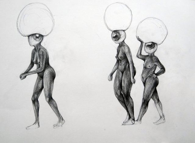 ", '""She Summons an Army"", Untitled 8,' 2018, Sapar Contemporary"