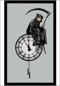 Banksy, 'Grin Reaper', 2005, Contemporary Art Trader