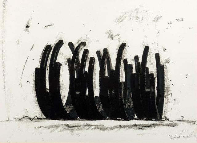 , 'Variations on the Arc V,' 2002, Galerie Raphael