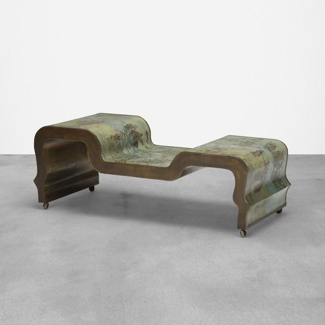 Philip and Kelvin LaVerne, 'Rare Chi Liang coffee table', c. 1965, Rago/Wright