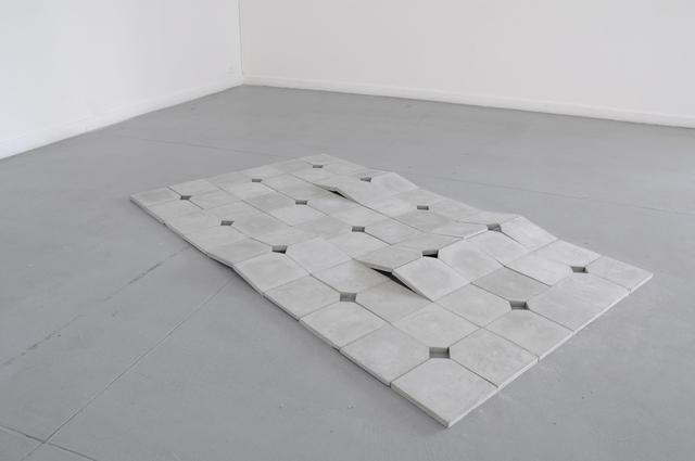 Gustavo Toro, 'Superficie interrumpida', 2014-2017, (bis) oficina de proyectos