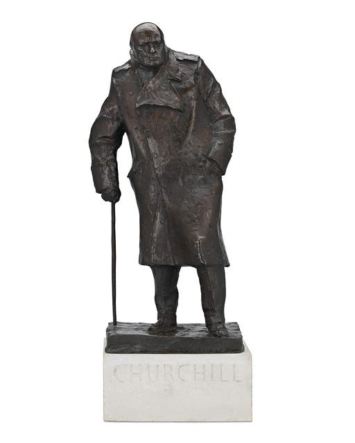 , 'Sir Winston Churchill,' ca. 1971, M.S. Rau Antiques