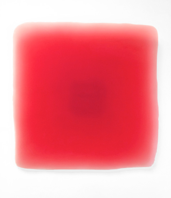 , '4/20/14 (Red Puff),' 2014, Peter Blake Gallery