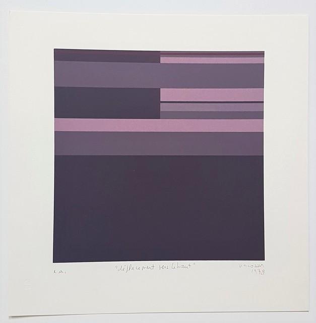 Marie-Thérèse Vacossin, 'Geometric Composition', 1978, Cerbera Gallery