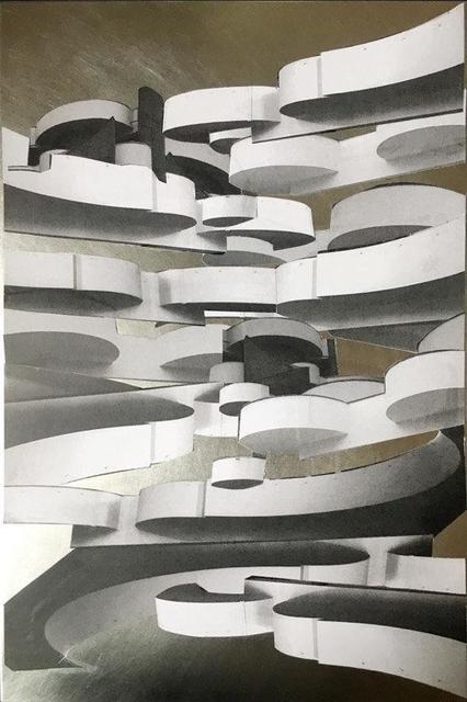 , 'Empore ,' 2016, Galerie Pfab