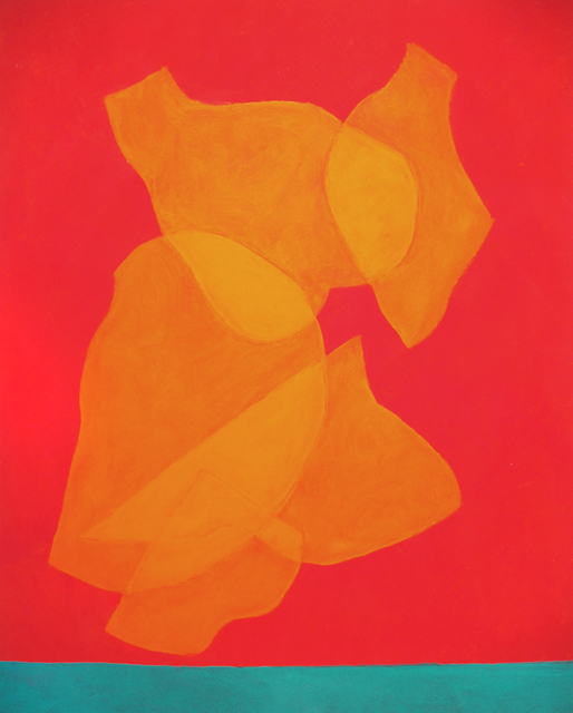 , 'Ascensions #4,' 1997, McClain Gallery