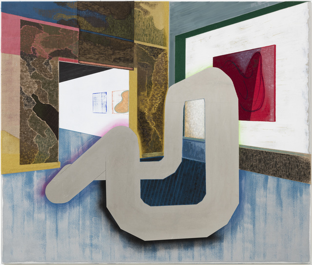 , 'Slitage VIII,' 2018, Galleri Bo Bjerggaard