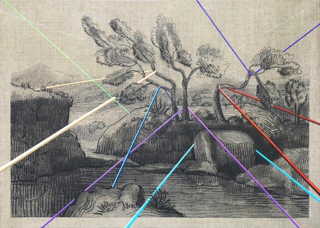 Alejandro Pintado, 'Tension espacial', 2019, RoFa Projects