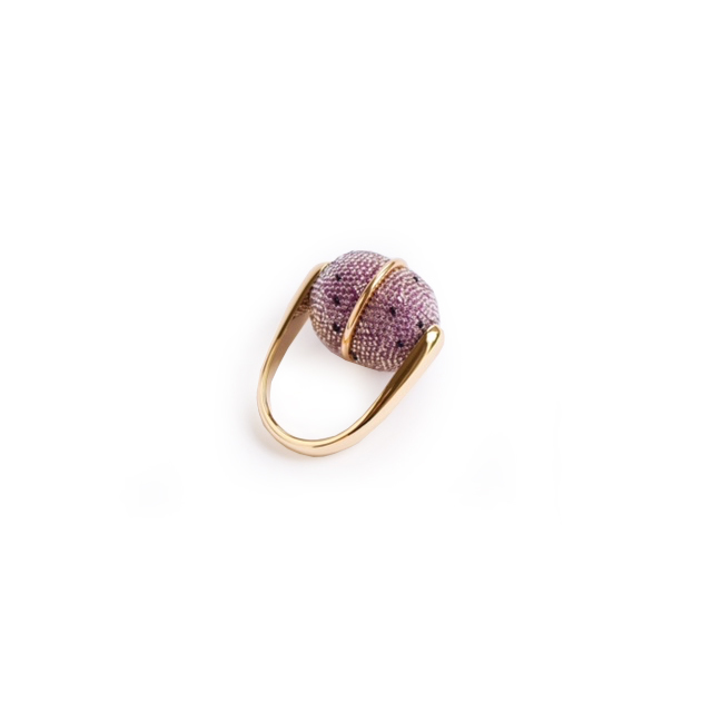 , 'Gold Ring,' 2017, The Scottish Gallery