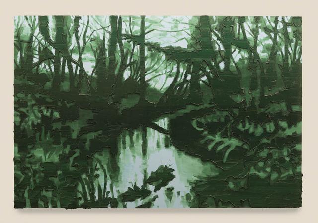 , 'Bosque Verde,' 2014, Galeria Millan