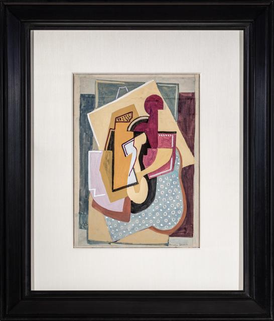 , 'Abstract Composition No. 6,' 1928, Vallarino Fine Art