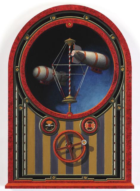 , 'Zeppelin,' 2013, Clark Gallery