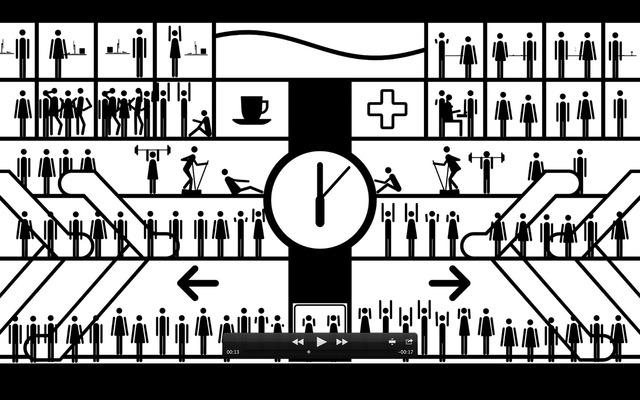 , 'Cuckoo Clock,' 2018, Galleri Magnus Karlsson