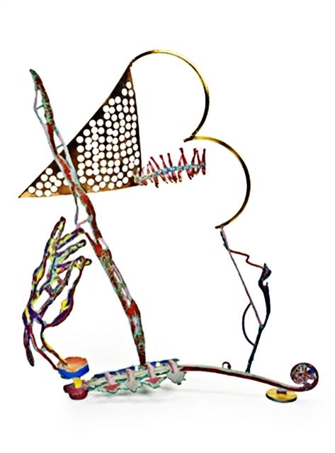 , 'Slaying the Dragon,' 1990, Alpha 137 Gallery