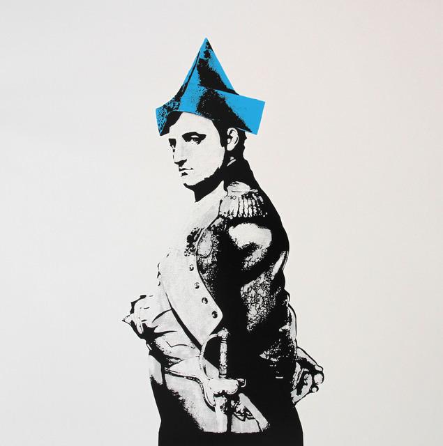 , 'Napoleon (Blue),' 2013, Reem Gallery